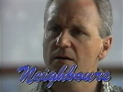 Jim Robinson in Neighbours Episode 1350