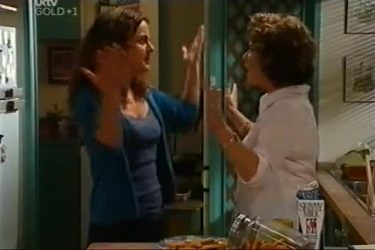 Liljana Bishop, Lyn Scully in Neighbours Episode 4501