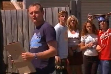 Max Hoyland, Boyd Hoyland, Sky Mangel, Serena Bishop, Stingray Timmins in Neighbours Episode 4501