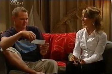 Max Hoyland, Izzy Hoyland in Neighbours Episode 4501