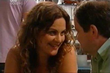 Liljana Bishop, David Bishop in Neighbours Episode 4501