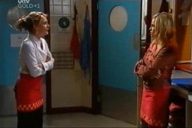 Izzy Hoyland, Sky Mangel in Neighbours Episode 4501