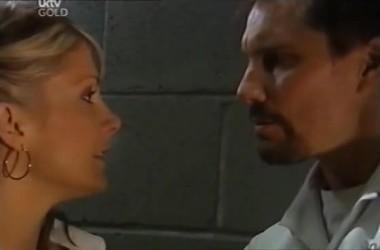 Izzy Hoyland, Darcy Tyler in Neighbours Episode 4551
