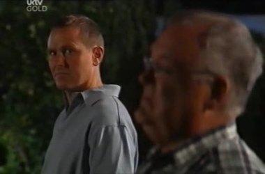 Max Hoyland, Harold Bishop in Neighbours Episode 4551