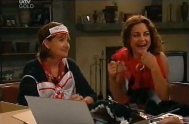 Susan Kennedy, Liljana Bishop in Neighbours Episode 4551