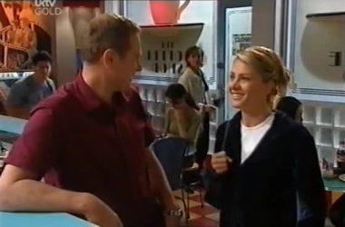 Max Hoyland, Izzy Hoyland, Susan Kennedy in Neighbours Episode 4551