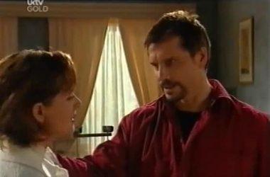 Susan Kennedy, Darcy Tyler in Neighbours Episode 4551