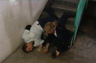 Darcy Tyler, Izzy Hoyland in Neighbours Episode 4551