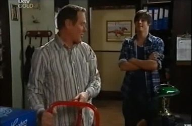 Max Hoyland, Jack Scully in Neighbours Episode 4607