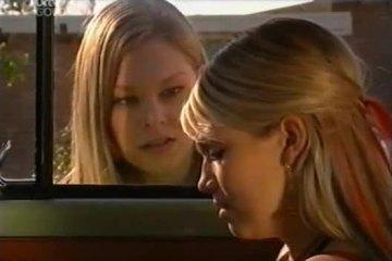 Lana Crawford, Sky Mangel in Neighbours Episode 4608