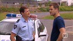 Matt Turner, Mark Brennan in Neighbours Episode 6831