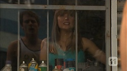Chris Pappas, Danni Ferguson in Neighbours Episode 6831