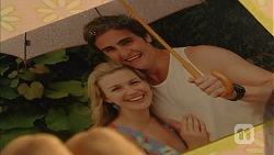 Georgia Brooks, Kyle Canning in Neighbours Episode 6831