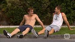 Kyle Canning, Mark Brennan in Neighbours Episode 6832