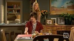 Bailey Turner, Josie Mackay in Neighbours Episode 6832