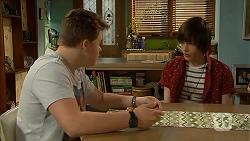 Callum Jones, Bailey Turner in Neighbours Episode 6832