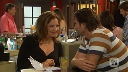 Terese Willis, Brad Willis in Neighbours Episode 6833