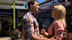 Matt Turner, Lauren Turner in Neighbours Episode 6833