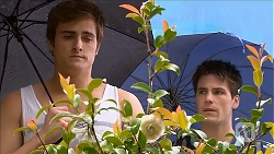 Kyle Canning, Chris Pappas in Neighbours Episode 6834