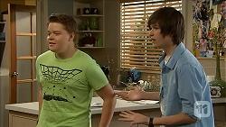 Callum Jones, Bailey Turner in Neighbours Episode 6834