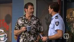 Reg Pander, Matt Turner in Neighbours Episode 6834