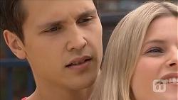 Josh Willis, Amber Turner in Neighbours Episode 6834