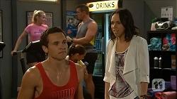 Josh Willis, Imogen Willis in Neighbours Episode 6834