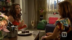Kate Ramsay, Rebecca Napier in Neighbours Episode 6835