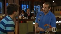 Chris Pappas, Toadie Rebecchi in Neighbours Episode 6835
