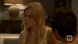 Amber Turner, Josh Willis in Neighbours Episode 6835
