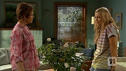 Susan Kennedy, Georgia Brooks in Neighbours Episode 6836