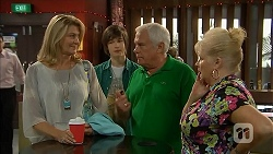 Kathy Carpenter, Bailey Turner, Lou Carpenter, Sheila Canning in Neighbours Episode 6836