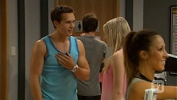 Josh Willis, Amber Turner in Neighbours Episode 6836