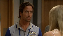 Brad Willis, Amber Turner in Neighbours Episode 6836