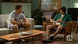Callum Jones, Bailey Turner in Neighbours Episode 6837