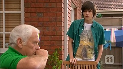 Lou Carpenter, Bailey Turner in Neighbours Episode 6837