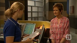 Georgia Brooks, Susan Kennedy in Neighbours Episode 6837