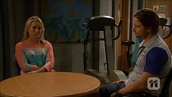 Lauren Turner, Brad Willis in Neighbours Episode 6838