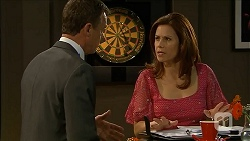Paul Robinson, Rebecca Napier in Neighbours Episode 6838