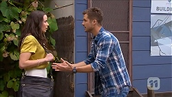 Kate Ramsay, Mark Brennan in Neighbours Episode 6839