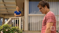 Georgia Brooks, Kyle Canning in Neighbours Episode 6839