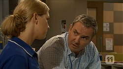Georgia Brooks, Karl Kennedy in Neighbours Episode 6839