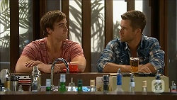 Kyle Canning, Mark Brennan in Neighbours Episode 6839