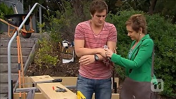 Kyle Canning, Susan Kennedy in Neighbours Episode 6839