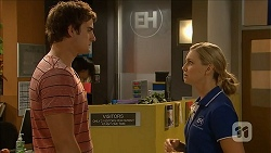 Kyle Canning, Georgia Brooks in Neighbours Episode 6839