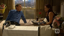 Paul Robinson, Rebecca Napier in Neighbours Episode 6840