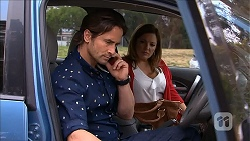Brad Willis, Terese Willis in Neighbours Episode 6840