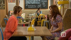 Susan Kennedy, Rebecca Napier in Neighbours Episode 6840