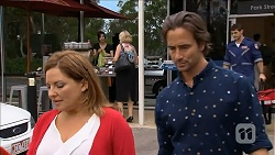 Terese Willis, Brad Willis in Neighbours Episode 6840