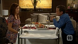 Rebecca Napier, Paul Robinson in Neighbours Episode 6840